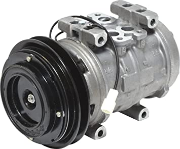 UAC CO 10437C - Compresor de aire acondicionado (1 unidad): Amazon.es: Coche y moto