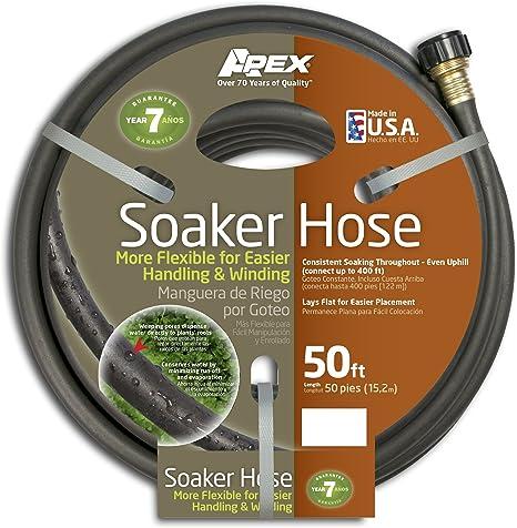 50/' Soil Soaker Garden Hose