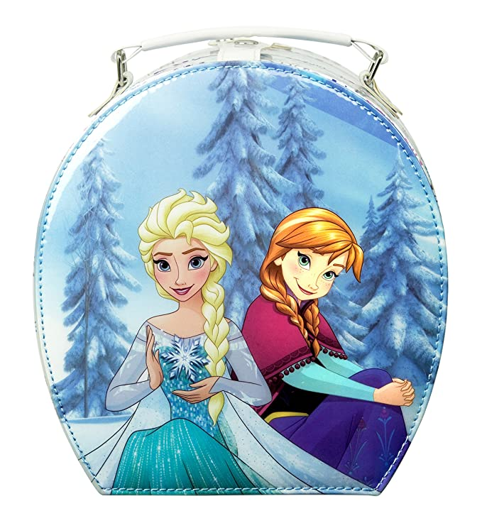 Disney Frozen - Icy Glow Beauty Vanity, maletin de ...