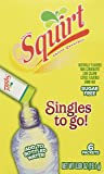SQUIRT Thirst Quencher Soft Drink Mix 6 Sticks In Each Box (12 Pack)... GL