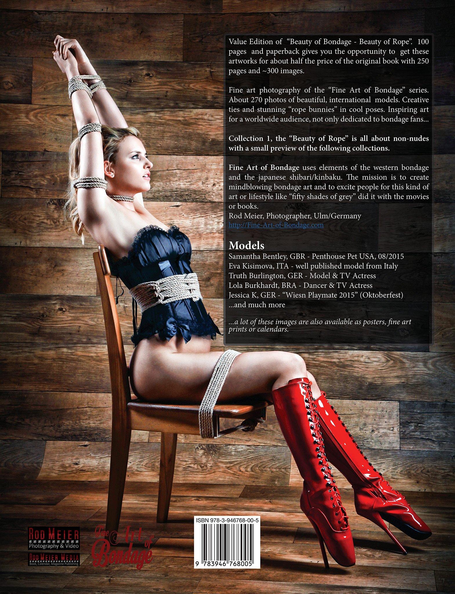 japanese bondage 1 Amazon.com: Fine Art of Bondage: Beauty of Rope - Value Edition  (9783946768005): Rod Meier: Books
