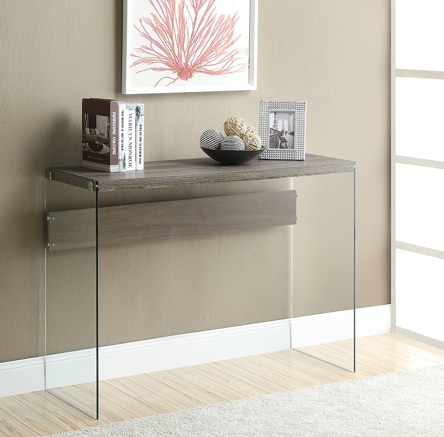 Amazon Monarch specialties I 3055 Console Sofa Table