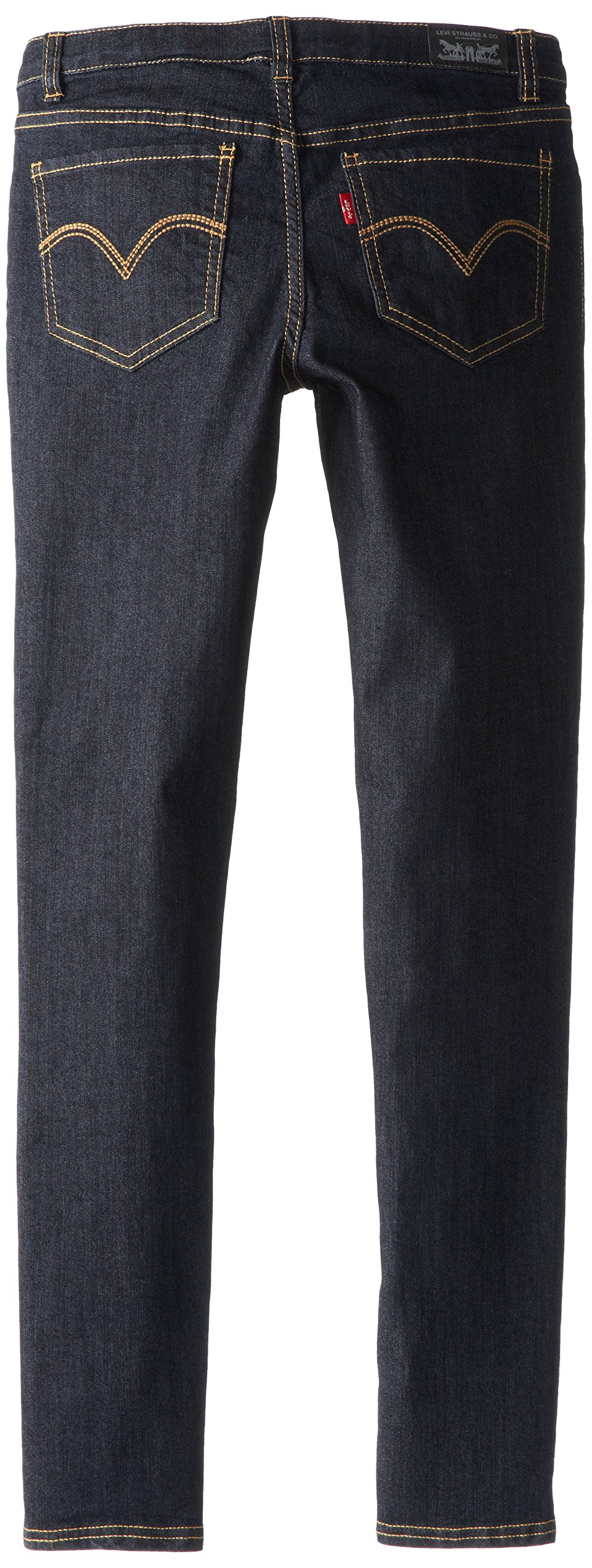 Levi's Girls 7-16 Regs 2702 Denim Legging, Night Out, 16 by Levi's (Image #2)