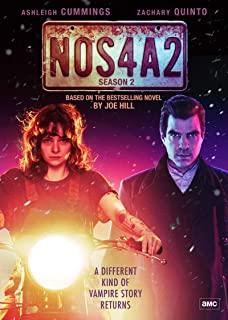 Book Cover: NOS4A2. Series 2.