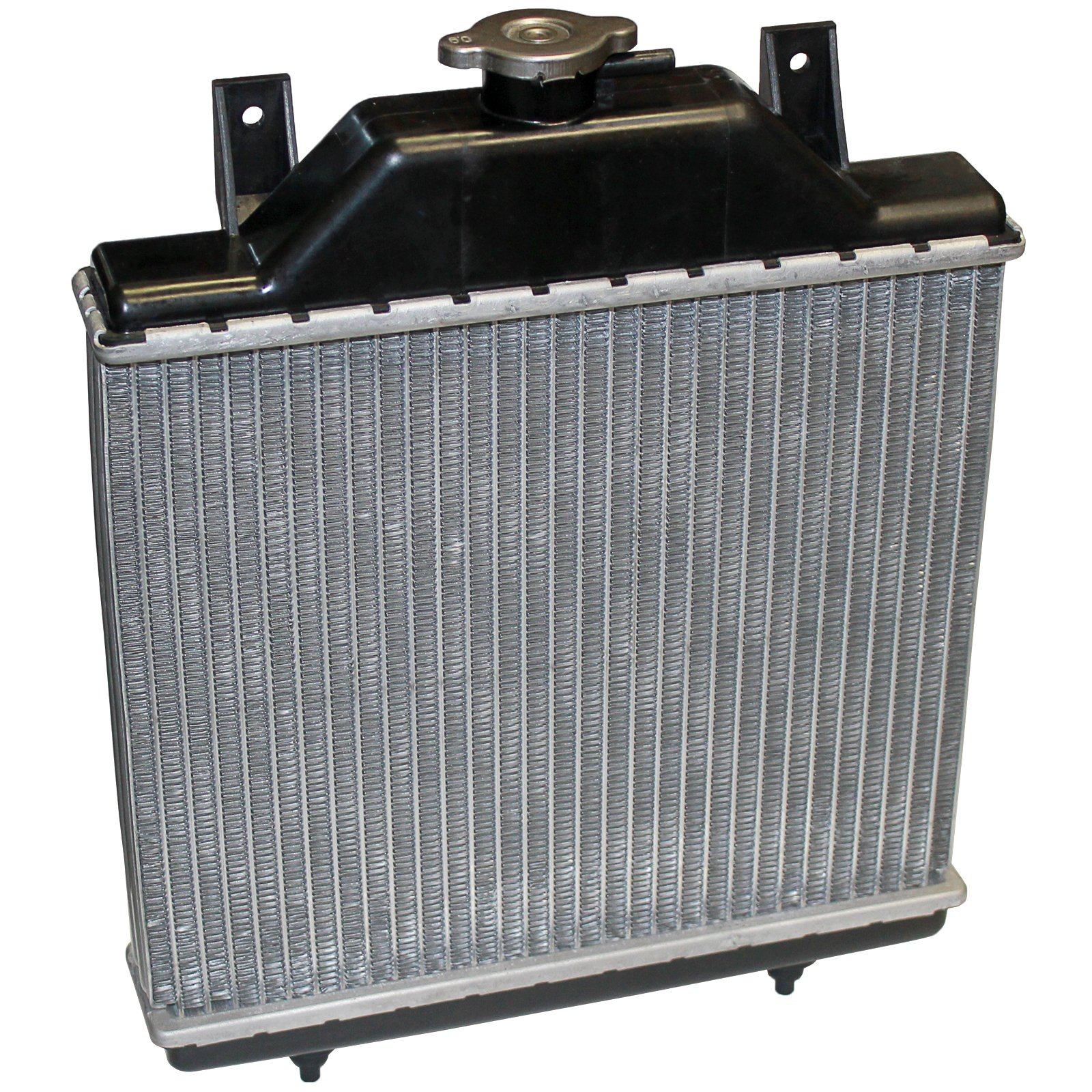 Caltric RADIATOR Fits POLARIS SWEDISH SPORTSMAN 500 1996-1998
