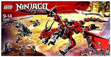 LEGO- Llama del Destino Ninjago TV Series Juego de ...