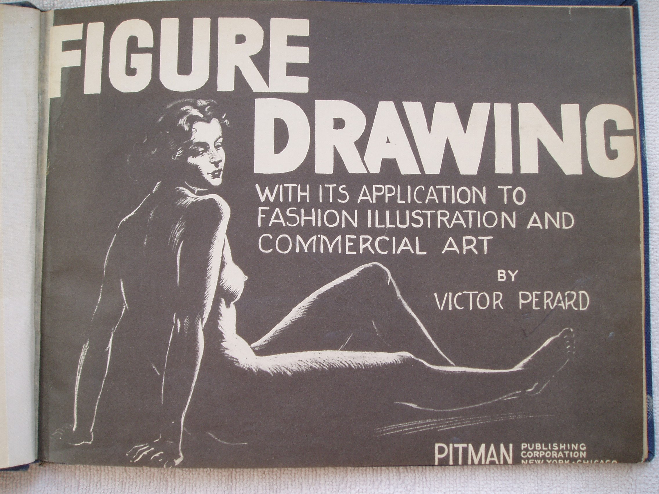 Figure Drawing: Victor Perard: 9780448005294: Amazon.com: Books