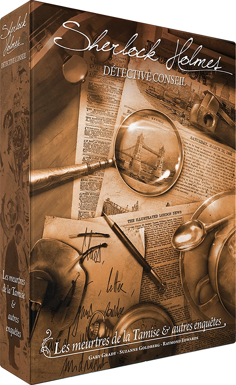 Asmodee – Sherlock Holmes: Les Meutres de la Támesis y Otros ...