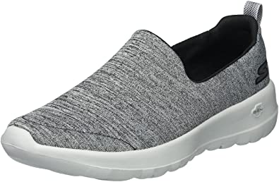 Skechers Gray Walking Shoes