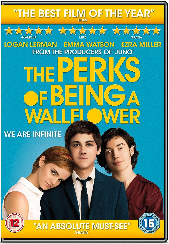 7b1c47d76e7 The Perks of Being a Wallflower  DVD   Amazon.co.uk  Logan Lerman ...