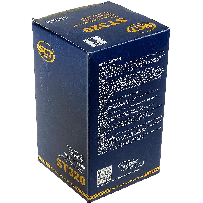 SCT Inspektions Set Inspektionspaket Kraftstofffilter /Ölfilter