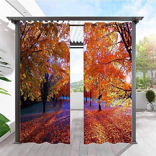 ANHOPE Waterproof Indoor/Outdoor Curtain