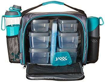 Fit & Fresh Jaxx Meal Prep Bag