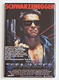Terminator Movie Poster Fridge Magnet