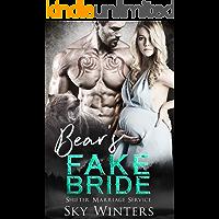 Bear's Fake Bride (Shifter Marriage Service Book 2)