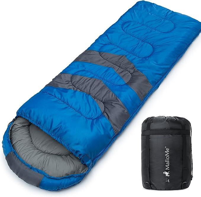 MalloMe Camping Sleeping Bag