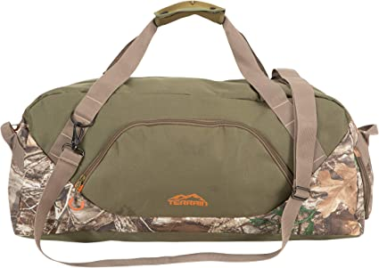 "21/"" Tactical Military Duffle Camo Gun Ammo Range Gear Bag Hunting Duffel Bag"