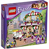 Amazon Com Lego Friends Heartlake Pet Salon 41007 Toys