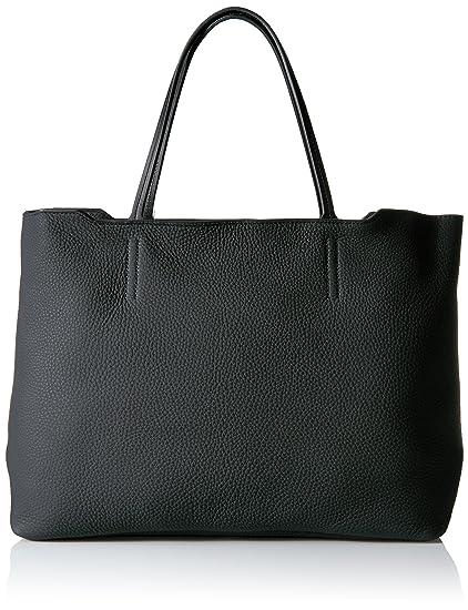 a68ecba7b2d8 ECCO Jilin Shopper, Black  Handbags  Amazon.com