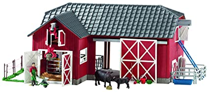 Schleich Barn Animals Accessories Action Figures