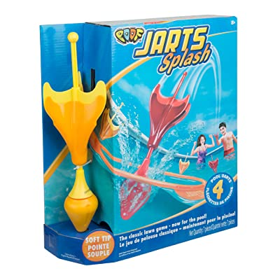 POOF Jarts Splash: Toys & Games