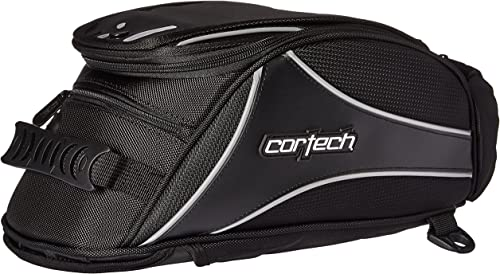 Cortech 8230-0505 Black Super 2.0 Magnetic Mount Tank Bag