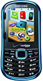 Samsung Intensity II, Metallic Blue (Verizon Wireless)