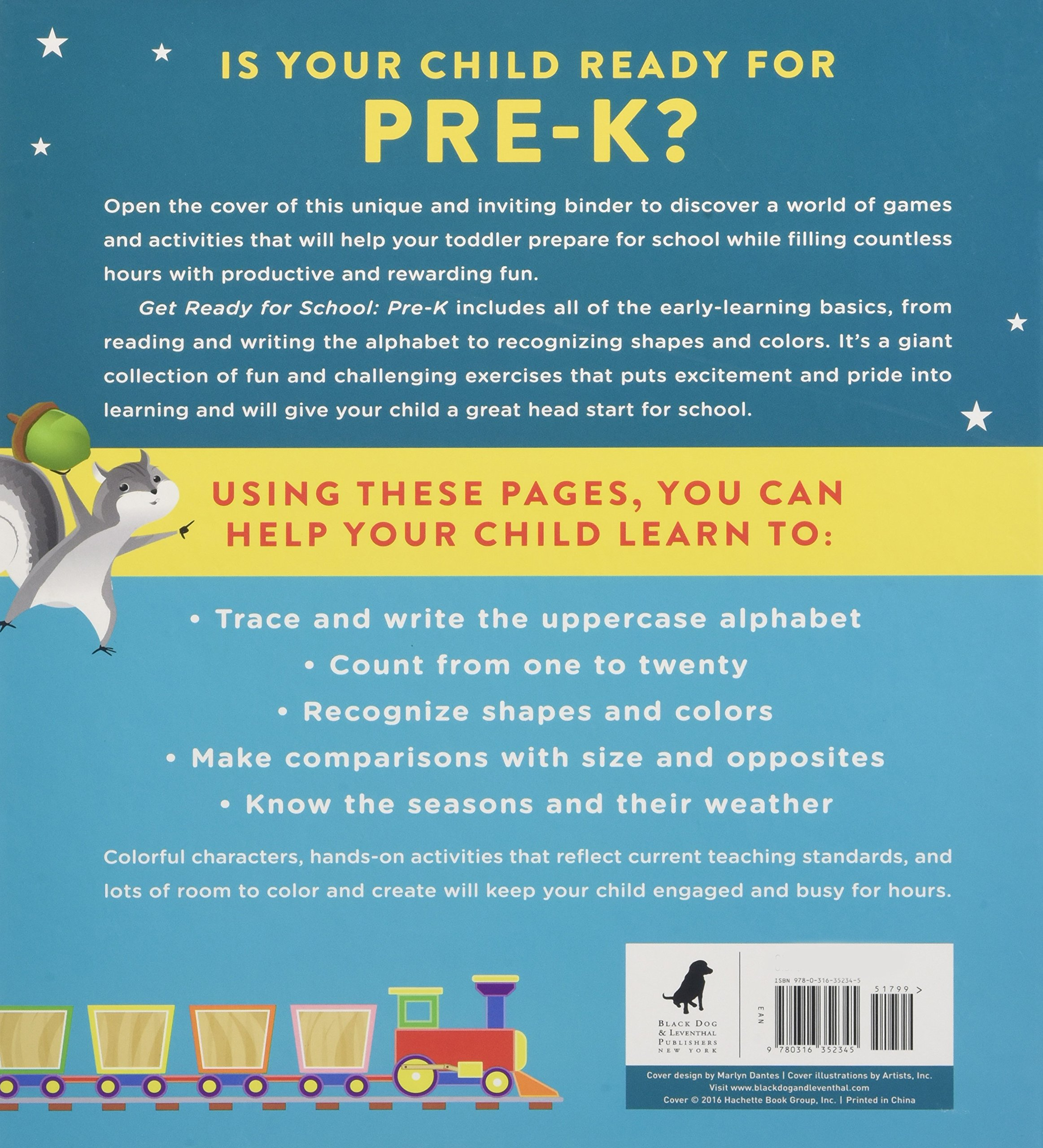 Get Ready for School: Pre-K: Heather Stella: 9780316352345: Amazon ...