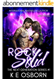 Rock Solid (The Next Generation Series Book 1) (English Edition)