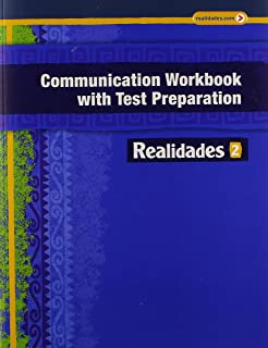 Realidades leveled vocabulary and grmr workbook core guided realidades 2014 communication workbook with test preparation level 2 realidades 2014 communication workbook with prentice hall fandeluxe Gallery