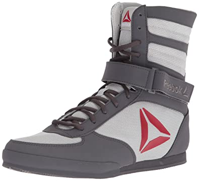 eed0607ca6e8 Reebok Men s Boxing Boot-Buck Cross Trainer  Amazon.co.uk  Shoes   Bags