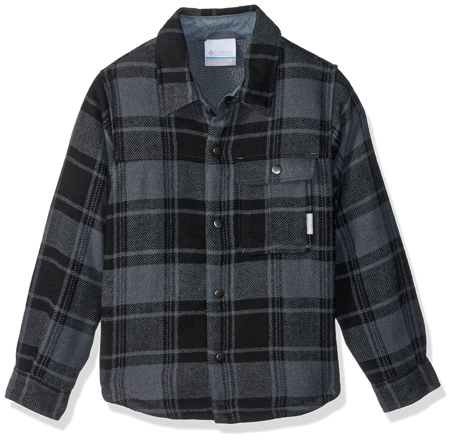 1c90945f9cd Amazon.com: Columbia Boys' Windward Shirt Jacket: Clothing