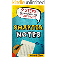 Smarter Notes: 9 Steps to Highly Effective Study Notes (English Edition)
