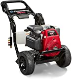 PowerBoss 20649 Gas Powered Pressure Washer 3100 PSI 2.7 GPM Honda GC190 Engine with Easy Start Technology