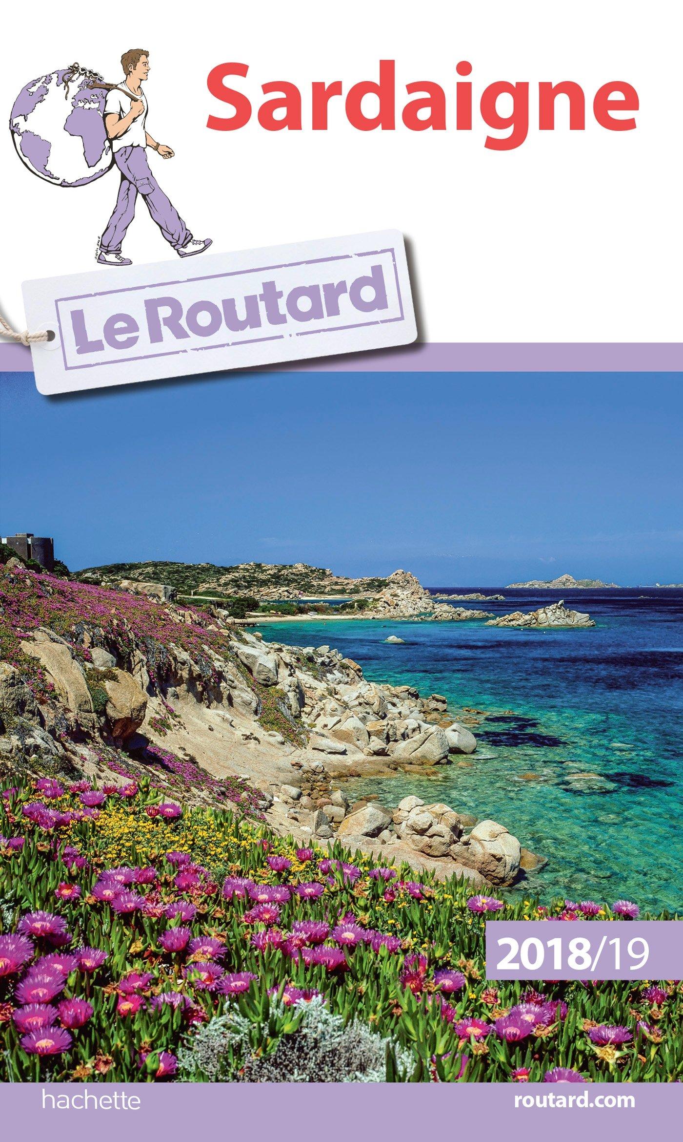 Guide du Routard Sardaigne 2018/19 Broché – 18 avril 2018 Collectif Hachette Tourisme 201626652X TRAVEL / General