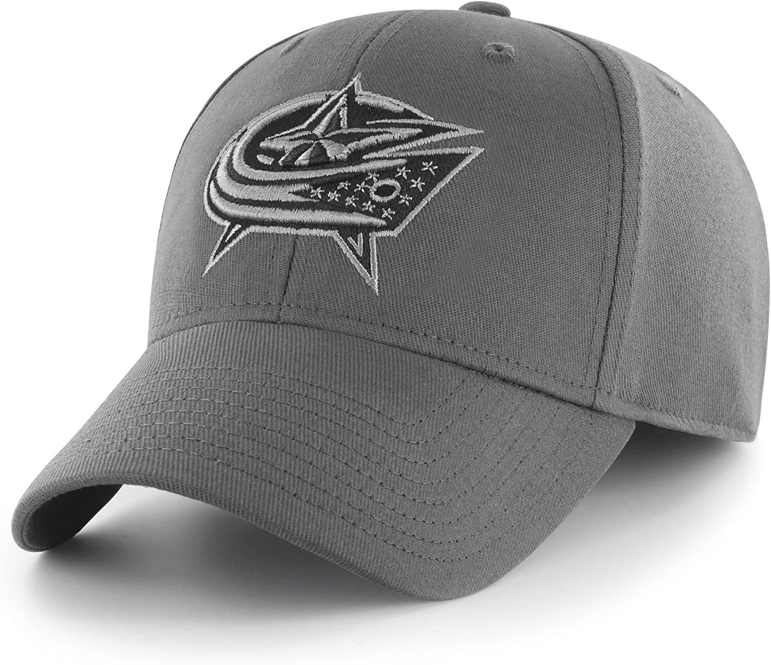 OTS NHL Mens Comer Center Stretch Fit Hat