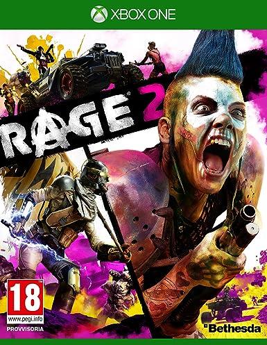 Rage 2 - Xbox One [Importación italiana]: Amazon.es: Videojuegos