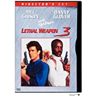 Lethal Weapon 3 (Widescreen Director's Cut) (Bilingual) [Import]