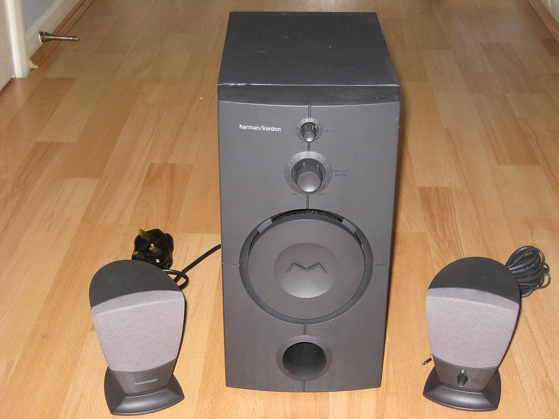 Amazon.com: Harmon Kardon HK395 Dell 7E840 Speakers Only: Home Audio &  Theater