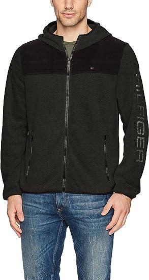 NWT $160 TOMMY HILFIGER Men/'s Retro Sport Soft Shell Jacket Navy SELECT SIZE