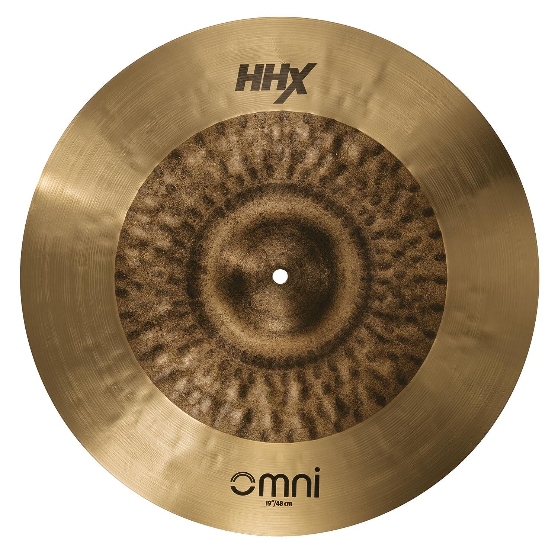 SABIAN (セイビアン) HHX-19OMX HHX Dark Omni 19