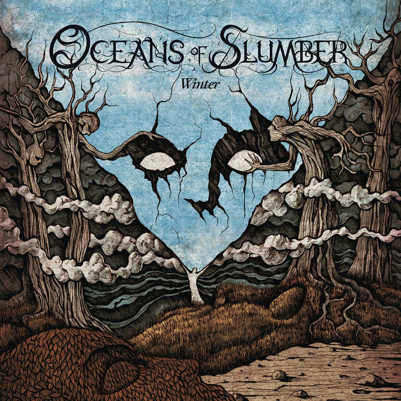 CD : Oceans of Slumber - Winter (Digipack Packaging)