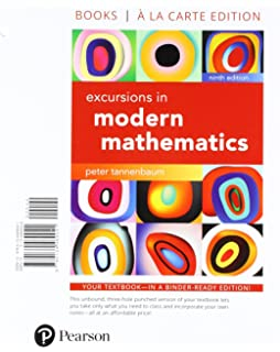 Excursions In Modern Mathematics 8th Edition Pdf