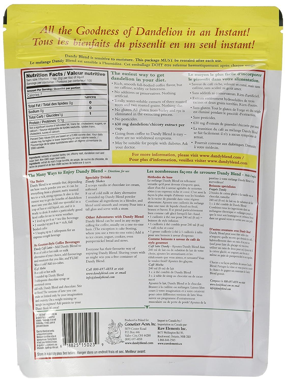 Dandy Blend, 7.05 oz Delicious Coffee Substitute! (Styles may vary): Amazon.es: Alimentación y bebidas