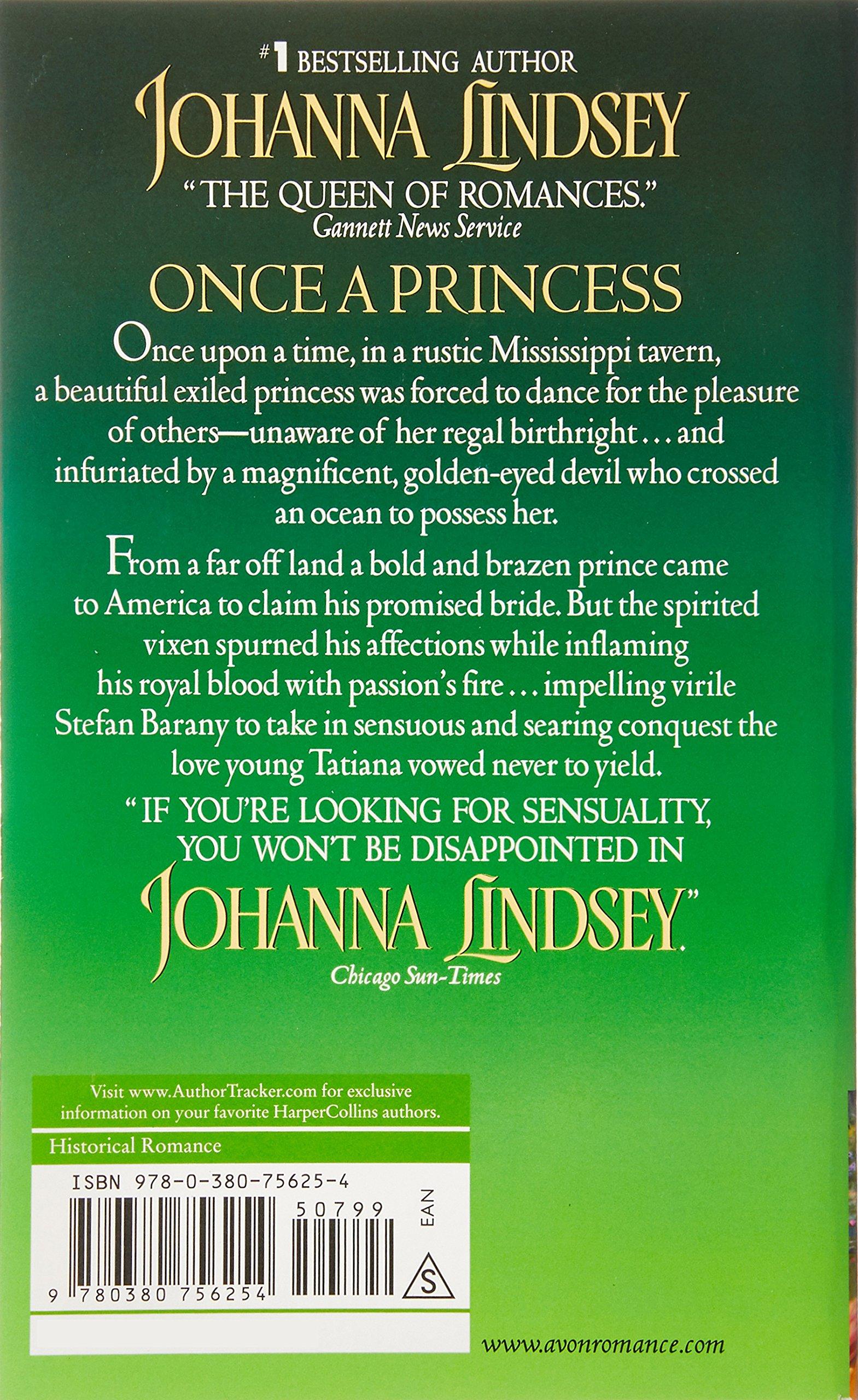 Lindsey once a princess pdf johanna