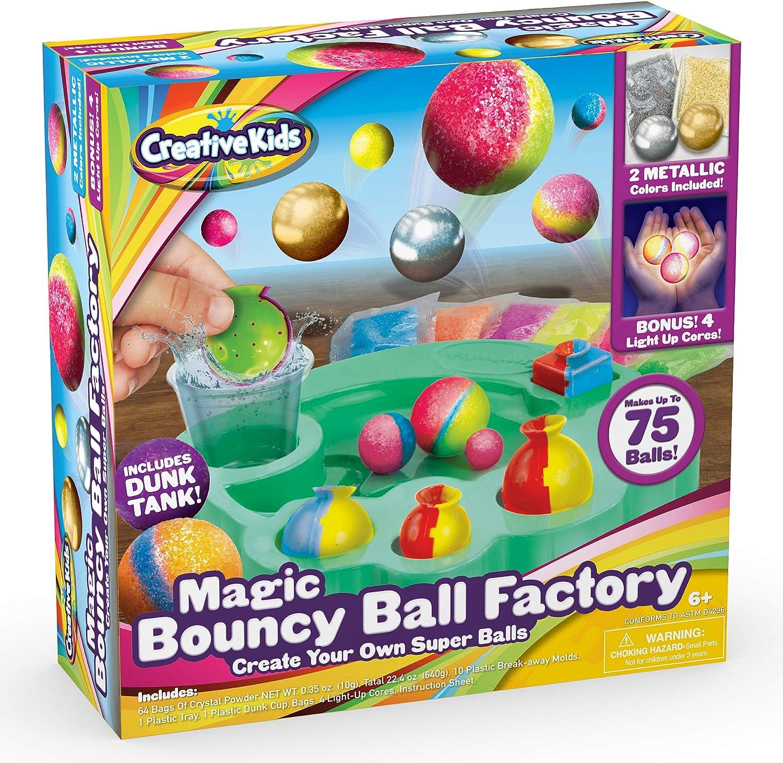 Kreative Kids Make Your Own Bouncy Ball creative Children/'s xmas present
