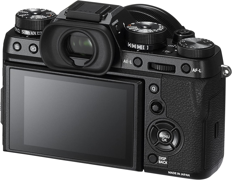 Fujifilm X-T2 - Cámara sin espejo de 24,3 MP (pantalla LCD de 3 ...