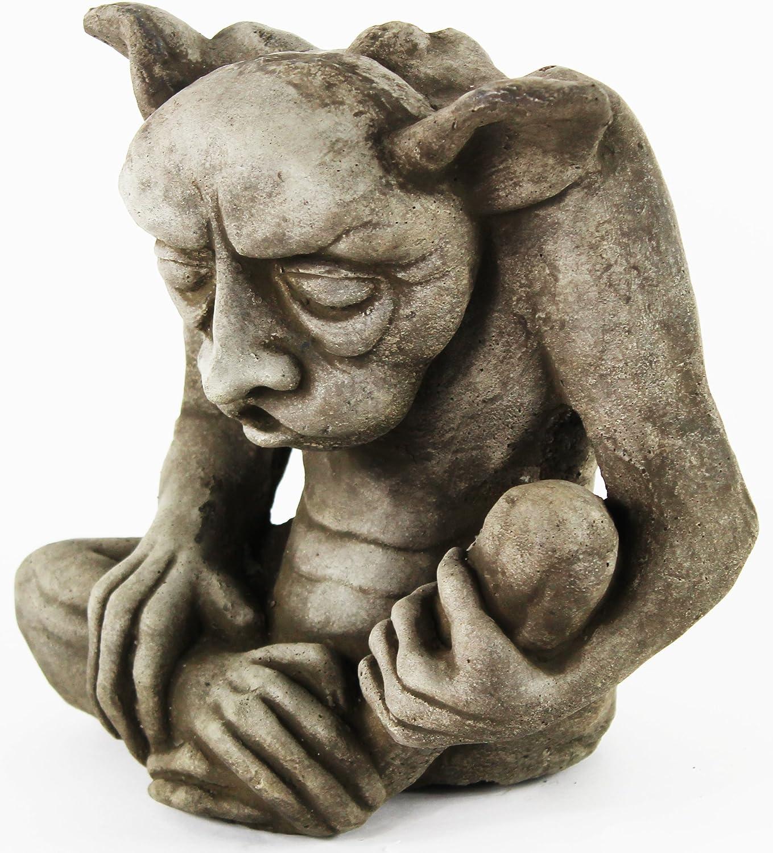 Emmett Gargoyle Home and Garden Statues Cement Figures