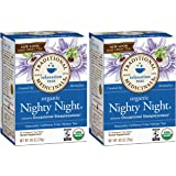 Traditional Medicinals Organic Nighty Night Herbal Tea 2-Pack;32 Count.