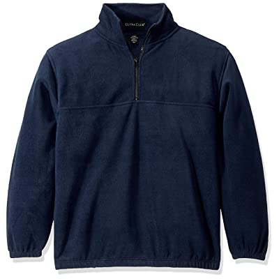 AquaGuard Men's ULTC-8480-Navy-L, Navy, Large at Men's Clothing store